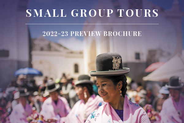 Cox & Kings launches 2023 small group tours
