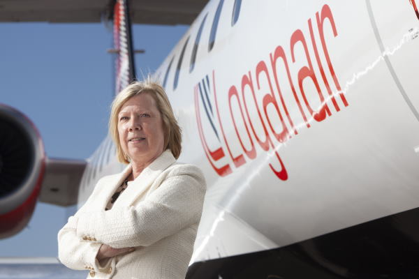 Loganair expands winter schedule by 50%