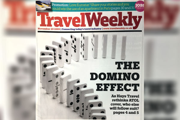 This week in: Featuring Hays Travel, Global Travel Group and Qantas