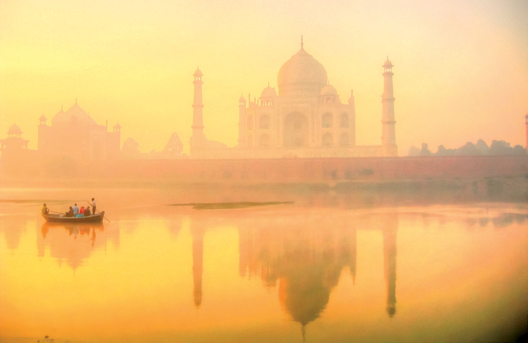 Win a FAM trip to India with Saga!