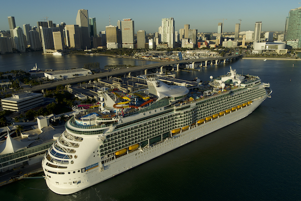 Royal Caribbean Group 'working towards US restart in July'