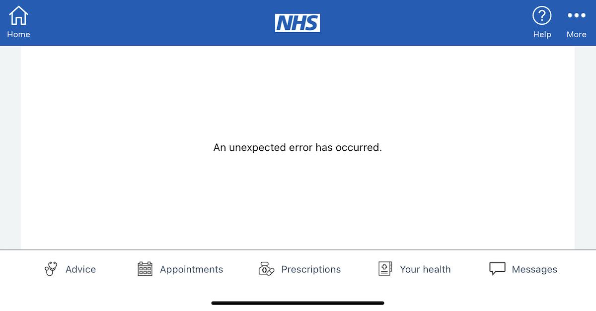 Crash of NHS Covid app hits travellers