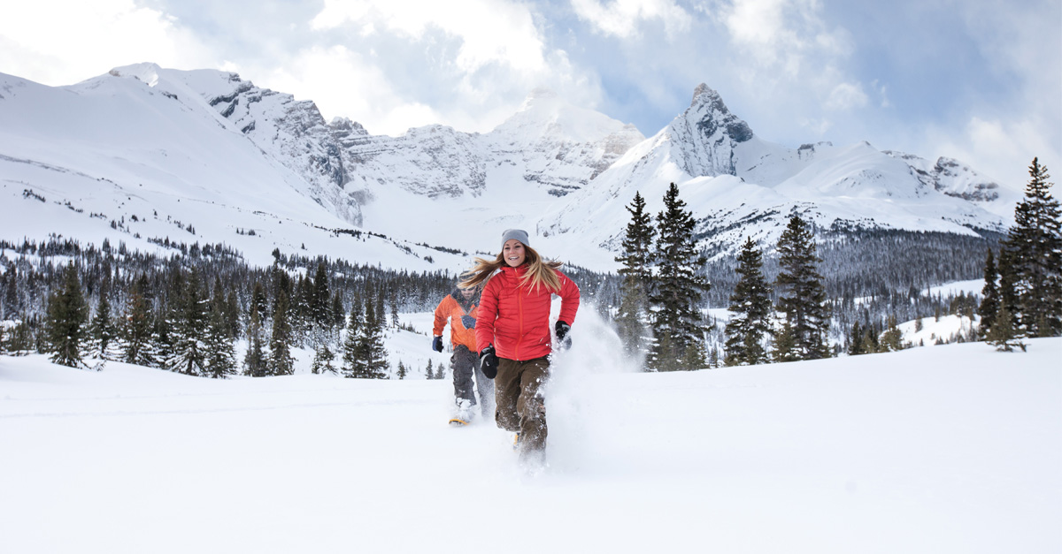 Discover the best winter holidays in Canada