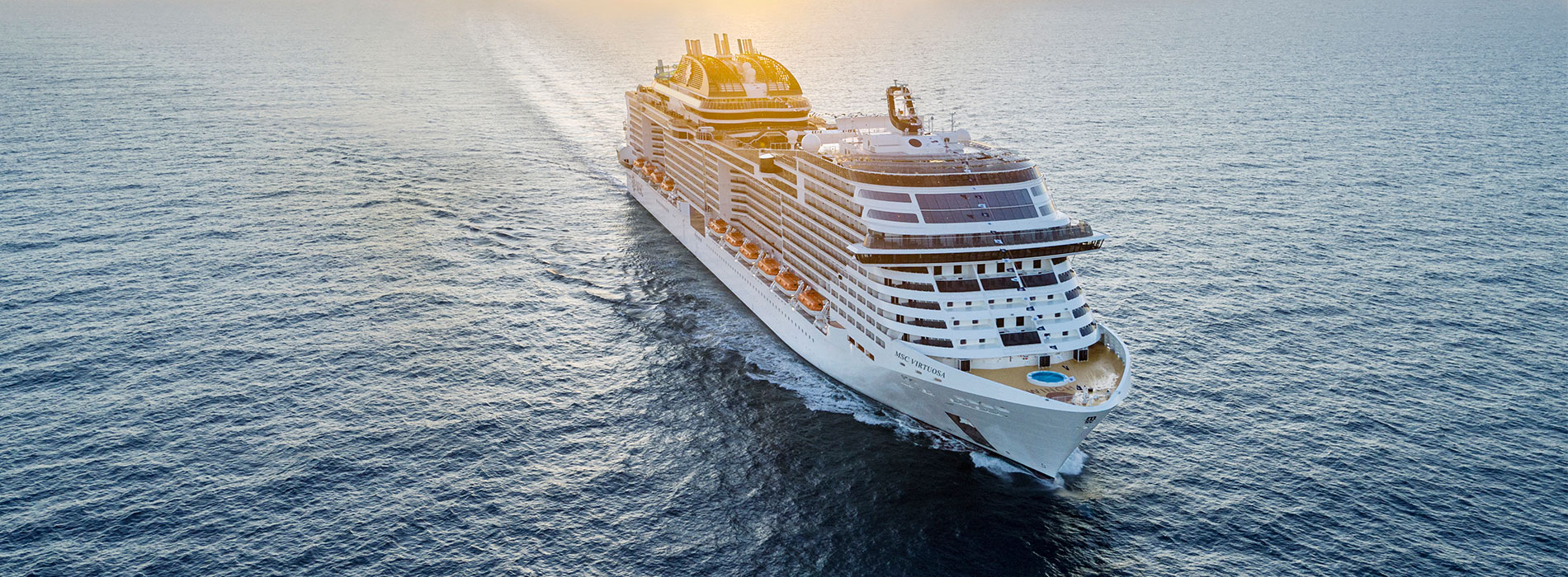 What's it like on MSC Cruises' first UK sailing?