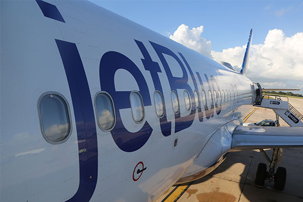 Discover the World to represent JetBlue to UK trade