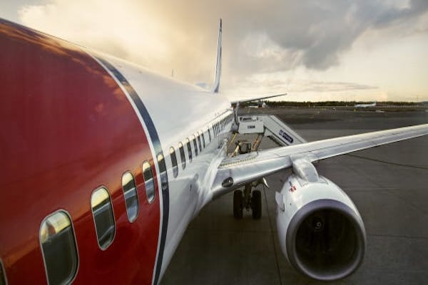 Norwegian Air forecasts 'gradual rise' in traffic