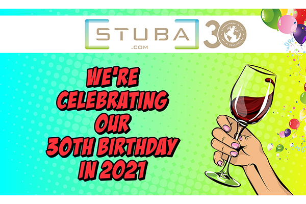 Let's talk 30 – 30 prizes for 30 days with Stuba