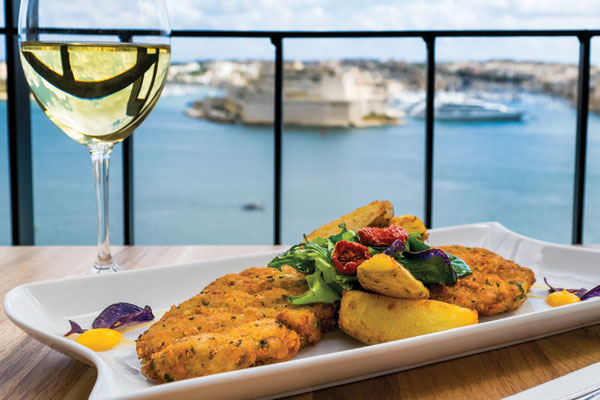 Food and drink experiences in Malta