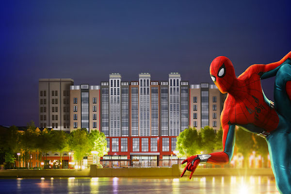 Disneyland Paris outlines latest hotel plans