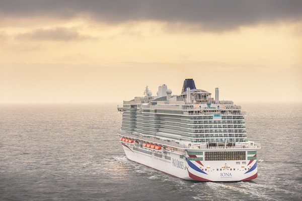 Iona set for Southampton naming ceremony