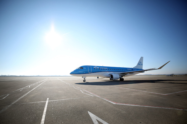 KLM to relaunch Teesside-Amsterdam service