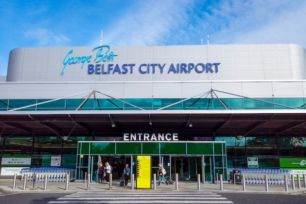 Ryanair returns to Belfast City Airport after 11 years