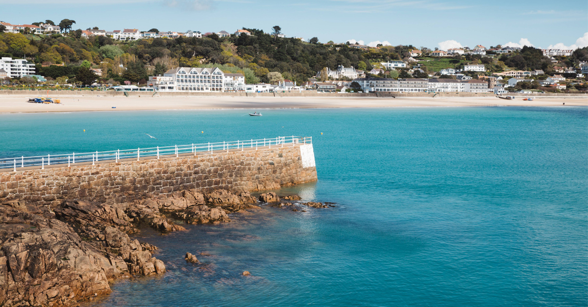 See Jersey's top sights on an escorted tour