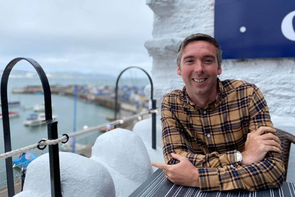 Your Stories: Travel Counsellors' Sean Hickey booked for TV stars including Ben Fogle and his crew