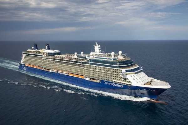 Equinox latest Celebrity Cruises ship to sail from US