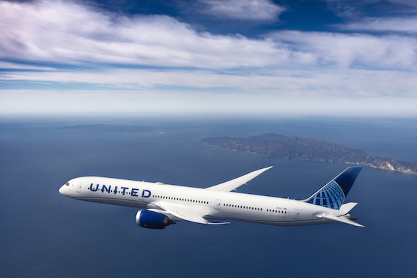 Corporations agree to fund United's Eco-Skies programme