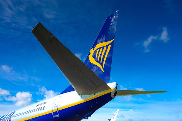 Ryanair commits to sustainable fuels as it joins Fuelling Flight Initiative