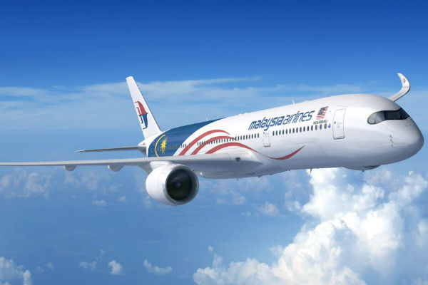 Malaysia Airlines sets 2050 carbon zero target