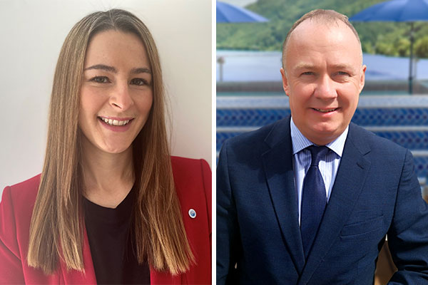 TTC promotes pair to lead touring brands in UK and Ireland
