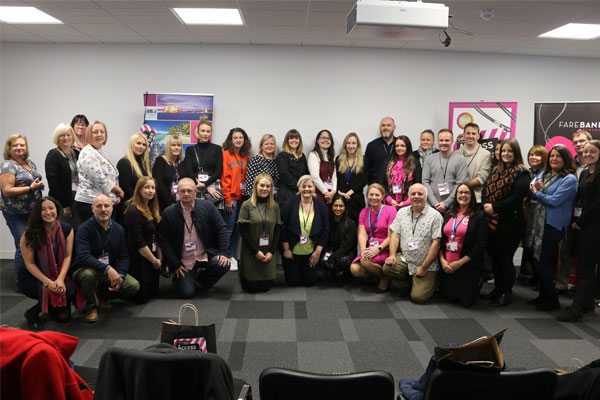 A day with: Gold Medal hosts 80 agents at its brand new Leyland headquarters