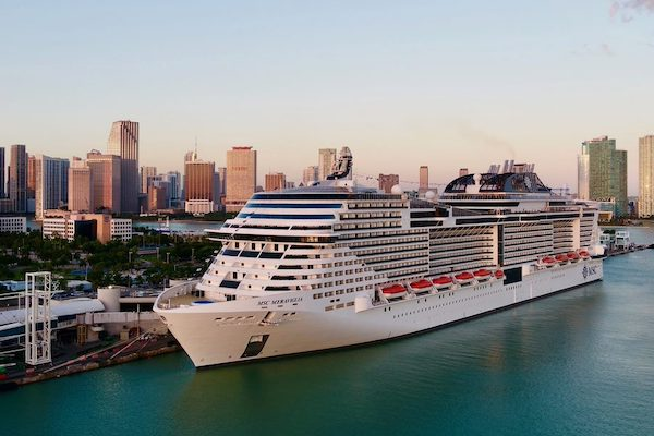MSC Cruises to resume US operations in August