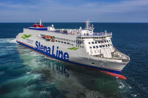 Stena Line adds temporary Holyhead-Belfast service