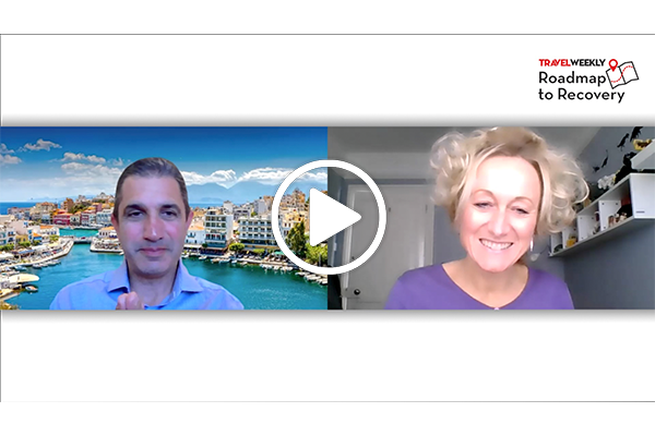 Webcast: 'As soon as UK guests can travel, they'll vote with their feet and fly Med'