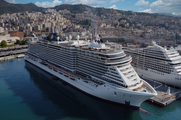 MSC Cruises reveals fleet-wide crew vaccination plan
