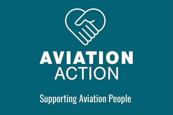 Covid aviation charity raises £50,000 in first year