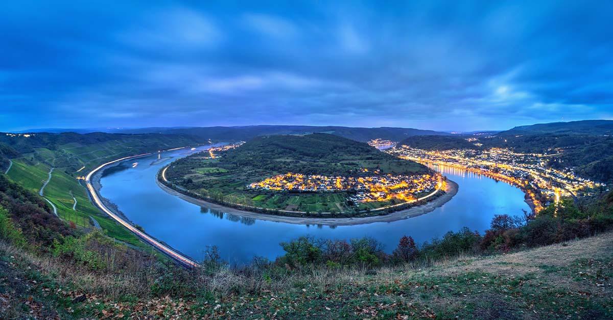 Sailing the Rhine on a Tui River Cruise