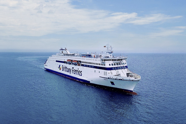 Brittany Ferries opens 2022 bookings early