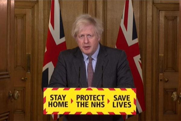 PM postpones lockdown easing but 'no plans' to extend furlough