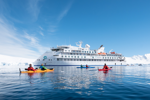 Clia Showcase: Aurora Expeditions reports British sales spike