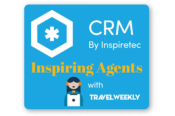 Become one of Travel Weekly's Inspiring Agents