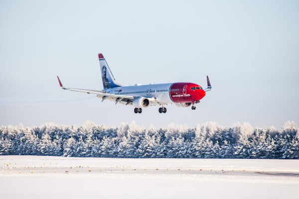 Norwegian Air March carryings drop 94%