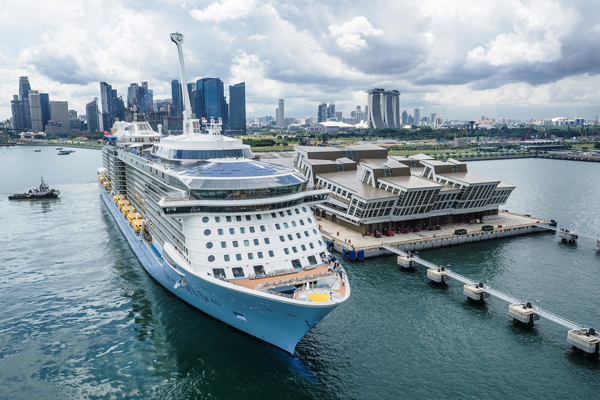 Royal Caribbean anticipates restart 'in time for Alaska' season