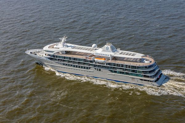 New Silversea ship to set sail Galapagos in June