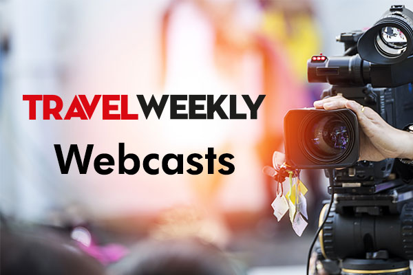 Travel Weekly Webcasts
