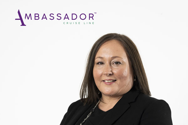 Ambassador Cruise Line recruits Lisa Jacobs to lead sales team