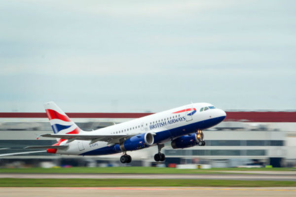 BA 'furloughs thousands of staff' amid continuing travel curbs