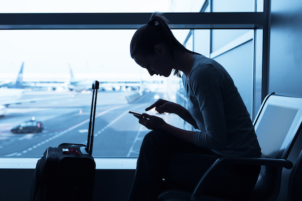Lack of business travel 'affecting work'