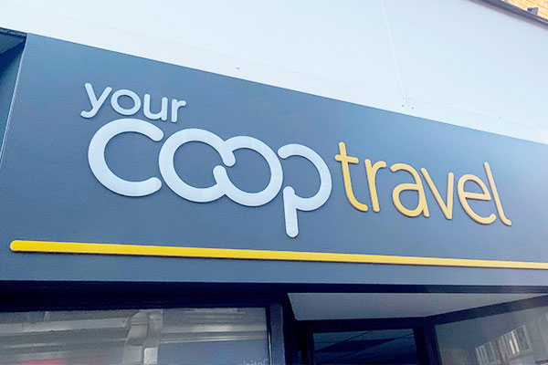 Midcounties to rebrand shops 'Your Co-op Travel'