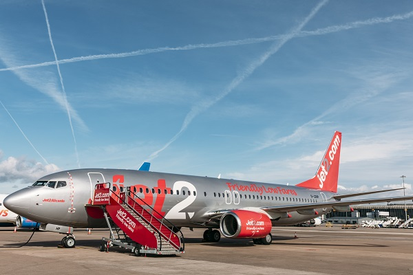 Jet2 reports heightened travel confidence after green list issued