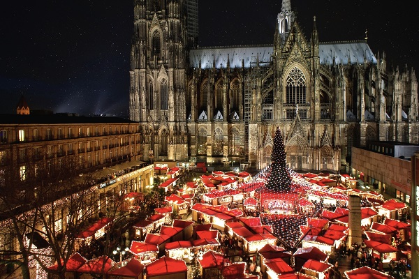 Jet2Citybreaks unveils eight festive market destinations