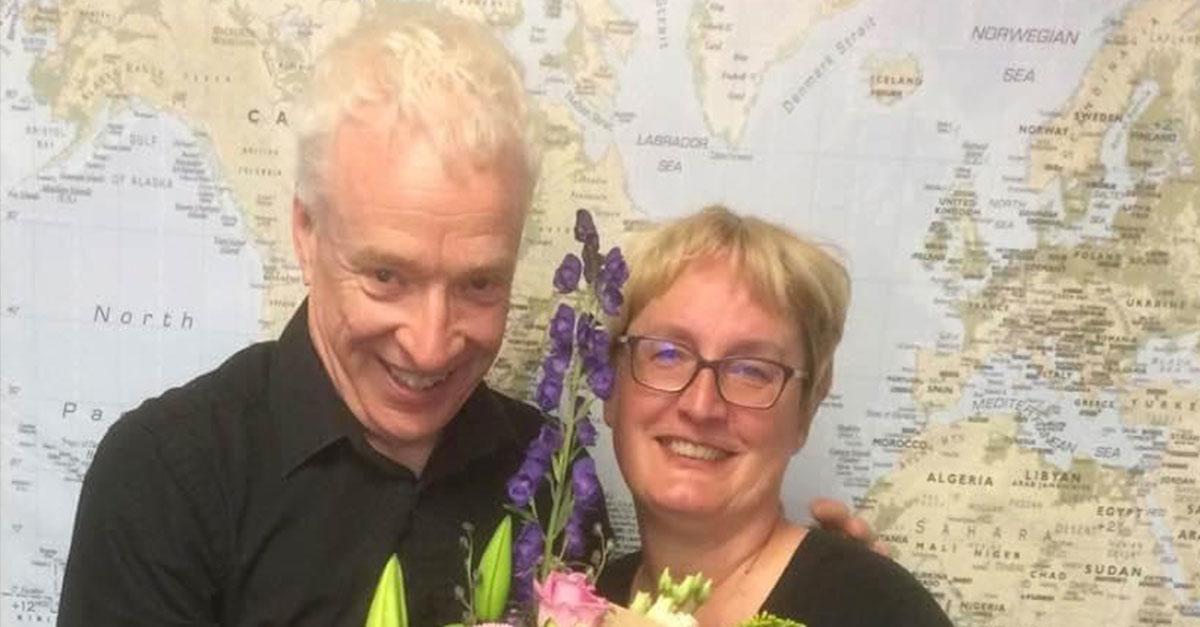 Westoe Travel owners mark double anniversary