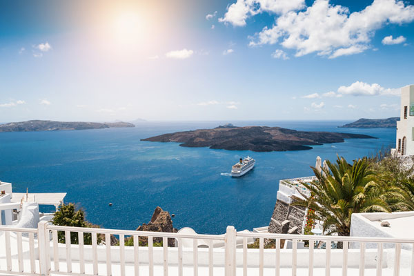 Collaboration to assess sustainable development of Mediterranean cruising