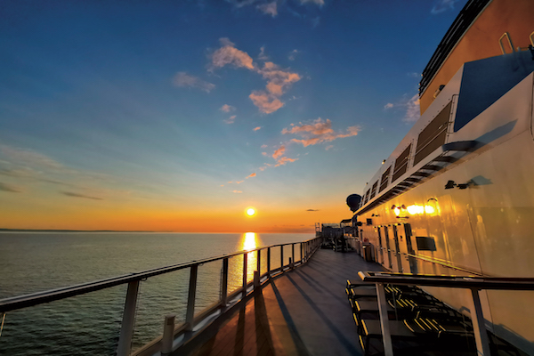 Saga Cruises gears up for Spirit of Discovery return to service