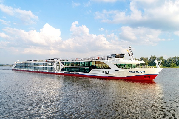 Nicko Cruises joins Clia Europe