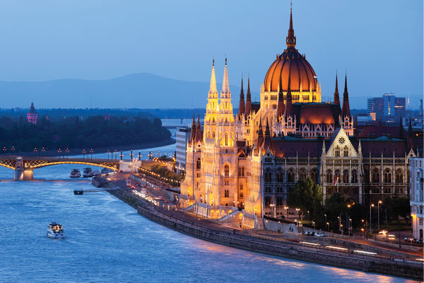 Things to do along the way on a Danube river cruise