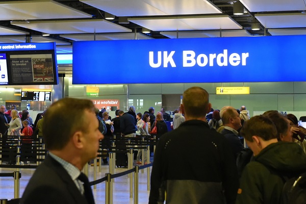Don't book without a refund guarantee and expect queues at the border